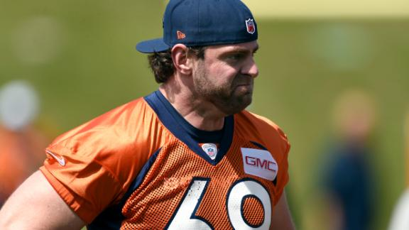 Mathis adds leadership, experience to Broncos offensive line