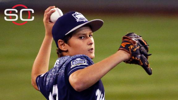 Cramer pitches a gem, Penn advances at LLWS