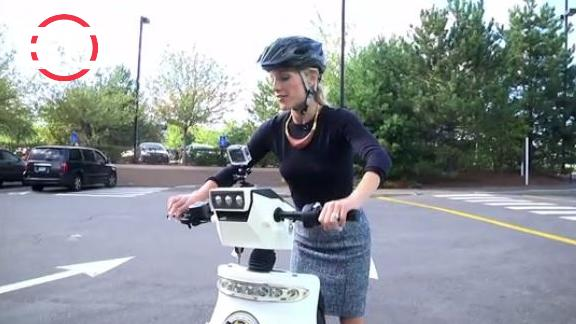 Lindsay Czarniak's top three - from a Segway