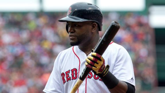 David Ortiz's top five career home runs