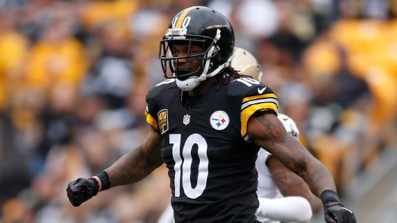Markus Wheaton, Sammie Coates are Steelers WRs with most to gai…
