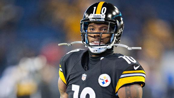 Martavis Bryant facing four-game suspension