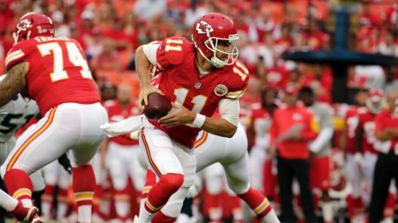 Video - It's not time to worry about Chiefs' offense
