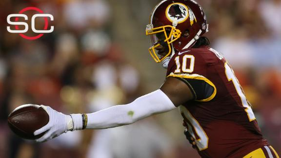 Robert Griffin III cleared to play