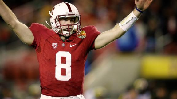 Maisel: Stanford QB Kevin Hogan's most painful loss