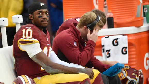 Redskins must be careful with RGIII