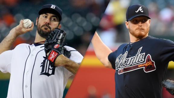 Verlander, Miller strong two-start pitchers in fantasy