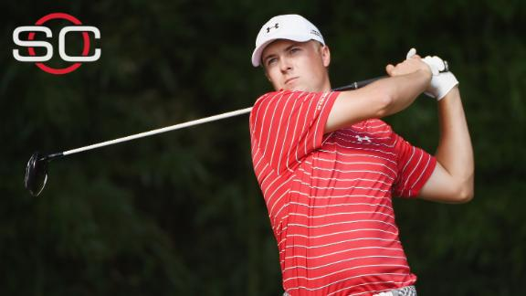 Spieth misses cut , Watson leads at Barclays
