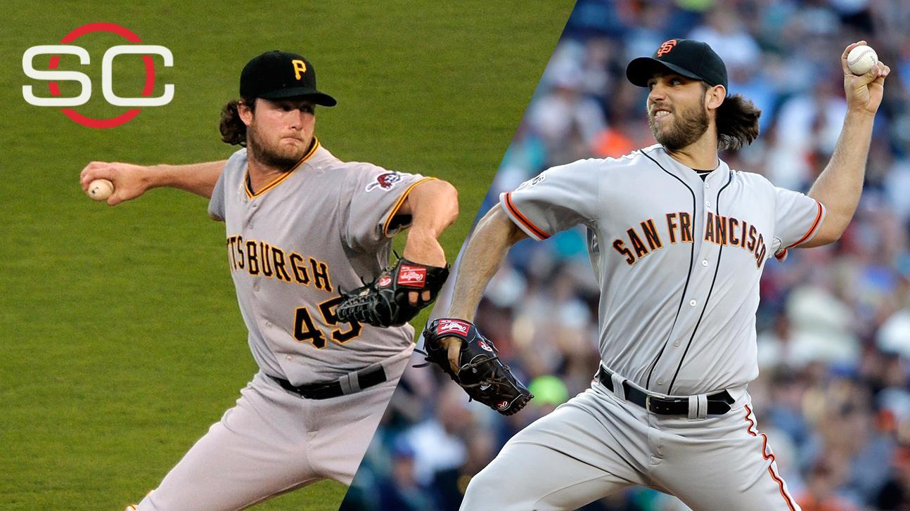 Best pitching duel in the NLCS?