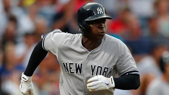 Yankees crush Braves