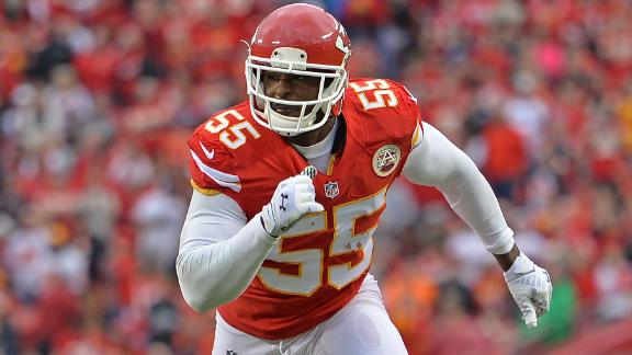 Video - Chiefs to get another look at Dee Ford against Titans