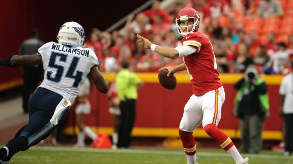 When the passing game works, the Chiefs can accomplish big things