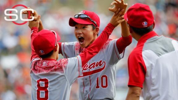 Japan advances to championship game