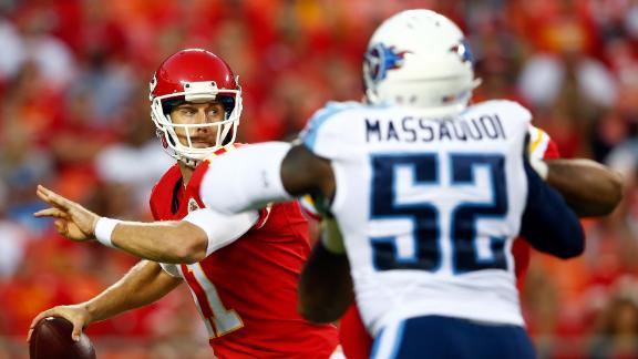 Sacks or not, the Titans need to find ways to get QBs out of rhythm