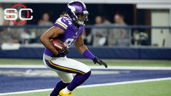Vikings move to 4-0 in preseason