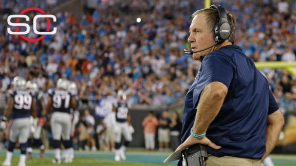 Belichick discusses challenging week for teams