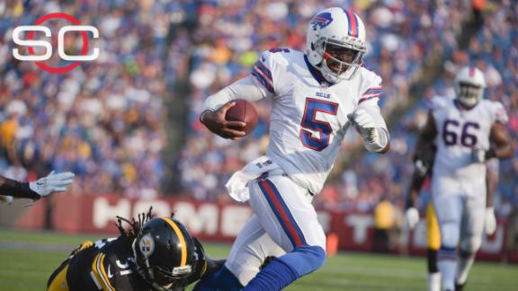 Video - Bills QBs look strong in win