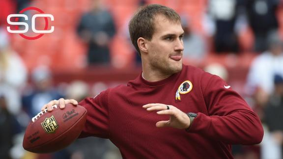 Report: Redskins plan to start Cousins Week 1