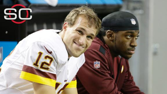 Have the Redskins moved on from RG III?