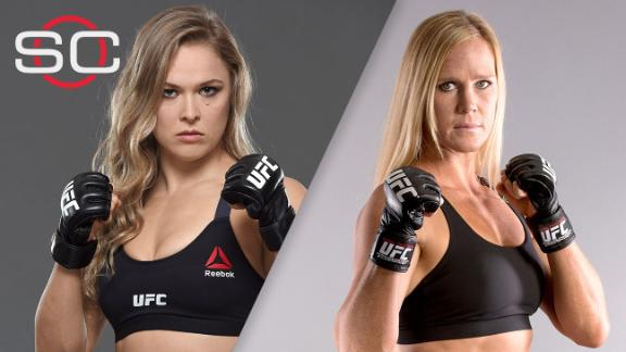 Rousey-Holm tilt moved to Nov. 14 in Australia