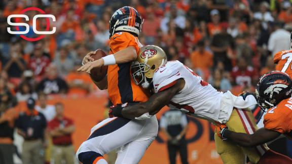 Broncos hold off 49ers