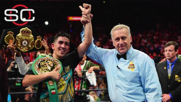 Leo Santa Cruz: 'It's a dream come true'