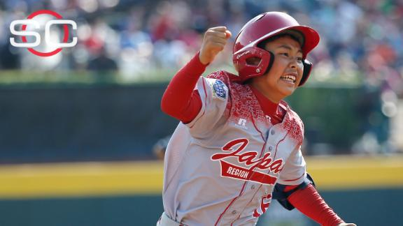 Japan beats Pennsylvania in record-setting LLWS title game