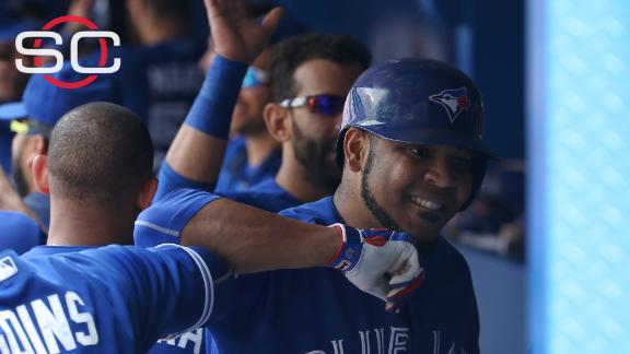 Can anybody stop the Blue Jays' offense?