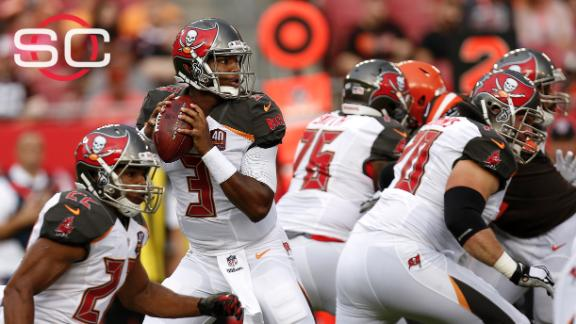 Video - Winston struggling in preseason