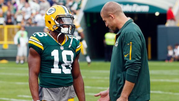 Report: AC joint sprain for Randall Cobb