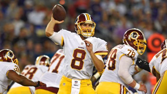 Takeaways from Redskins-Ravens