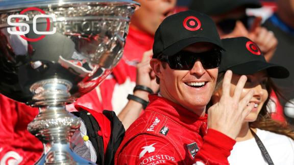 Scott Dixon's Sonoma win in finale helps him take 4th IndyCar points title