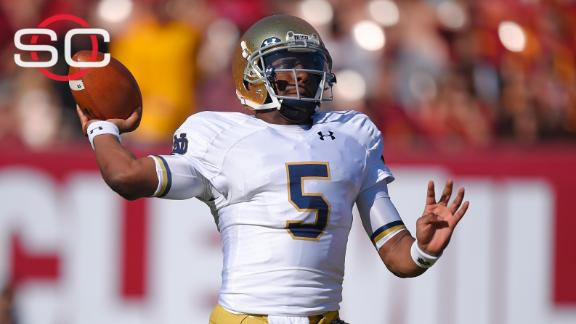 Everett Golson named FSU starting QB