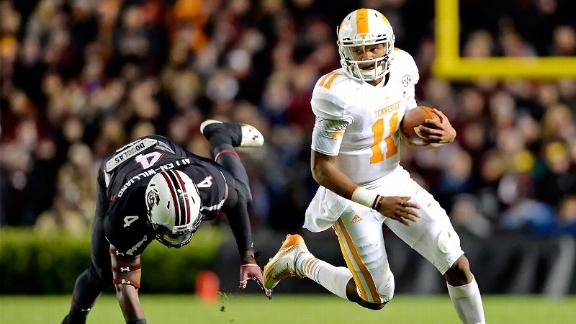 Most indispensable players in the SEC