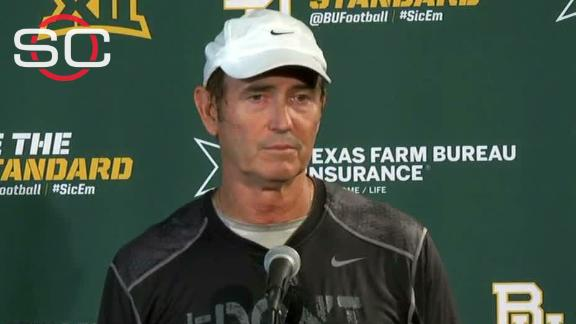 Art Briles: Baylor not distracted by Sam Ukwuachu controversy