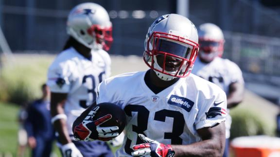 Belichick likes Dion Lewis