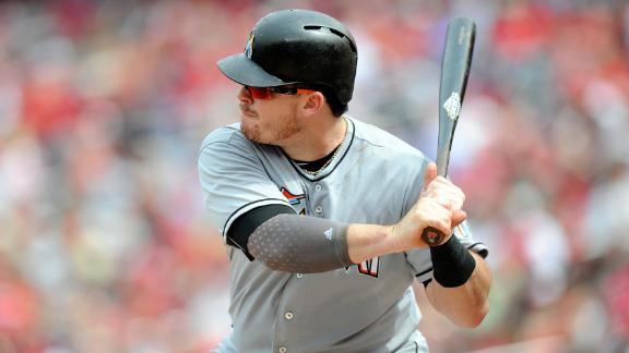Bour's deep home run leads Marlins