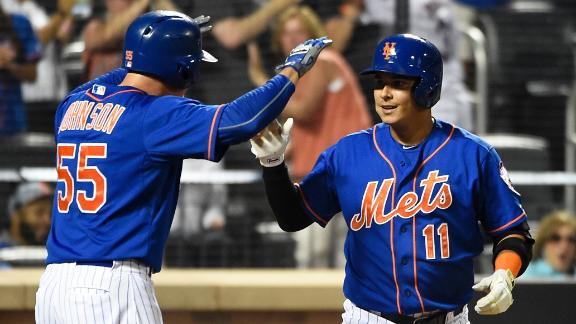 Mets bounce back to beat Philly