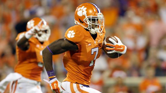 McShay impressed with Clemson's Williams