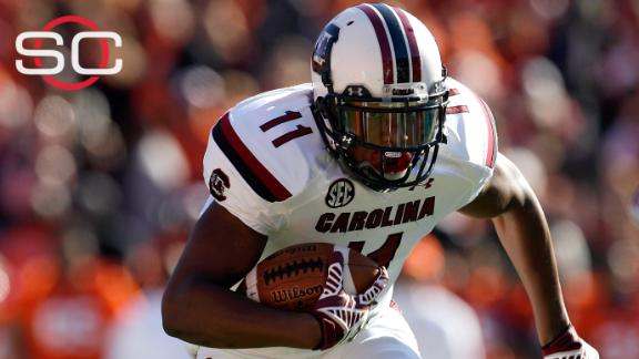 Spurrier: Got to get the ball to Pharoh Cooper