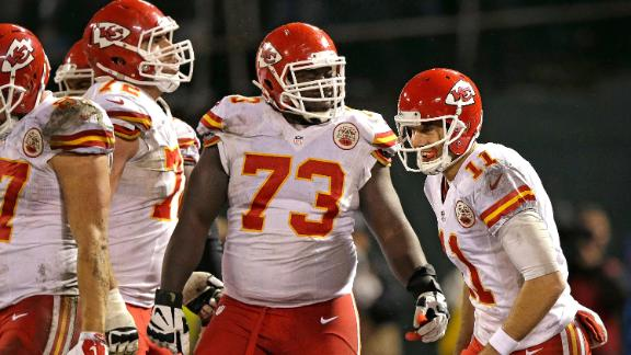 Chiefs have plenty of roster decisions remaining