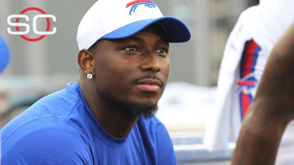 Bills worried LeSean McCoy may not be fully ready Week 1 due to injury