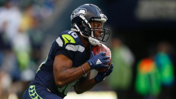 Video - Lockett is most impressive rookie this preseason