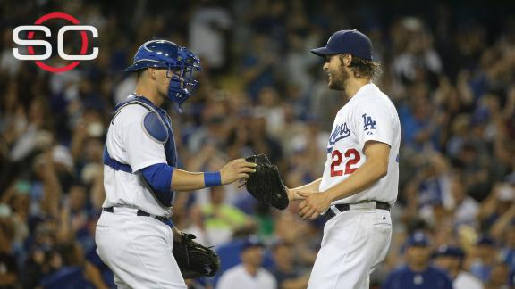 Kershaw strikes out 15, goes the distance