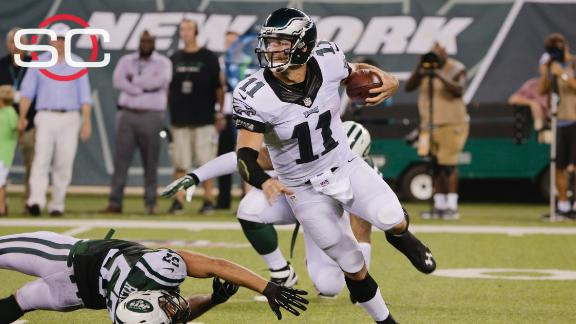 Tebow, Eagles fall to Jets