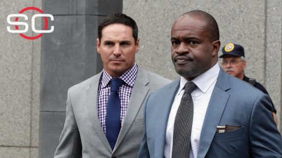 DeMaurice Smith, Roger Cossack heatedly debate NFL discipline process