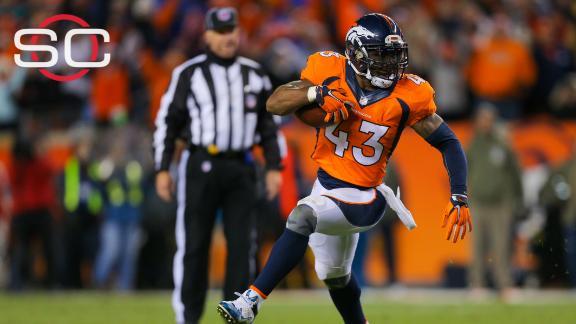 Broncos' Ward suspended for season opener