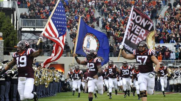 Lane Stadium will be alive for Ohio State game