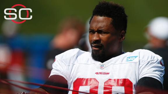 Surprising move by 49ers to cut Dockett?