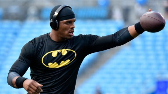 Rough fantasy year for Cam Newton in 2015?